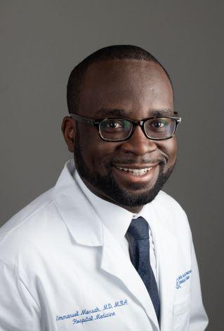 Emmanuel Mensah, MD MBA